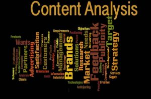 Penjen content analysis word